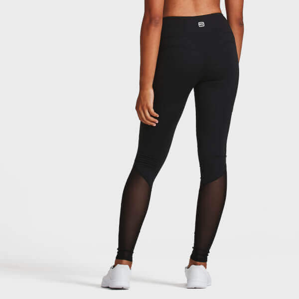 1448289c16fe8 IdealFit Core Full Length Mesh Leggings Sports & Leisure | IdealFit