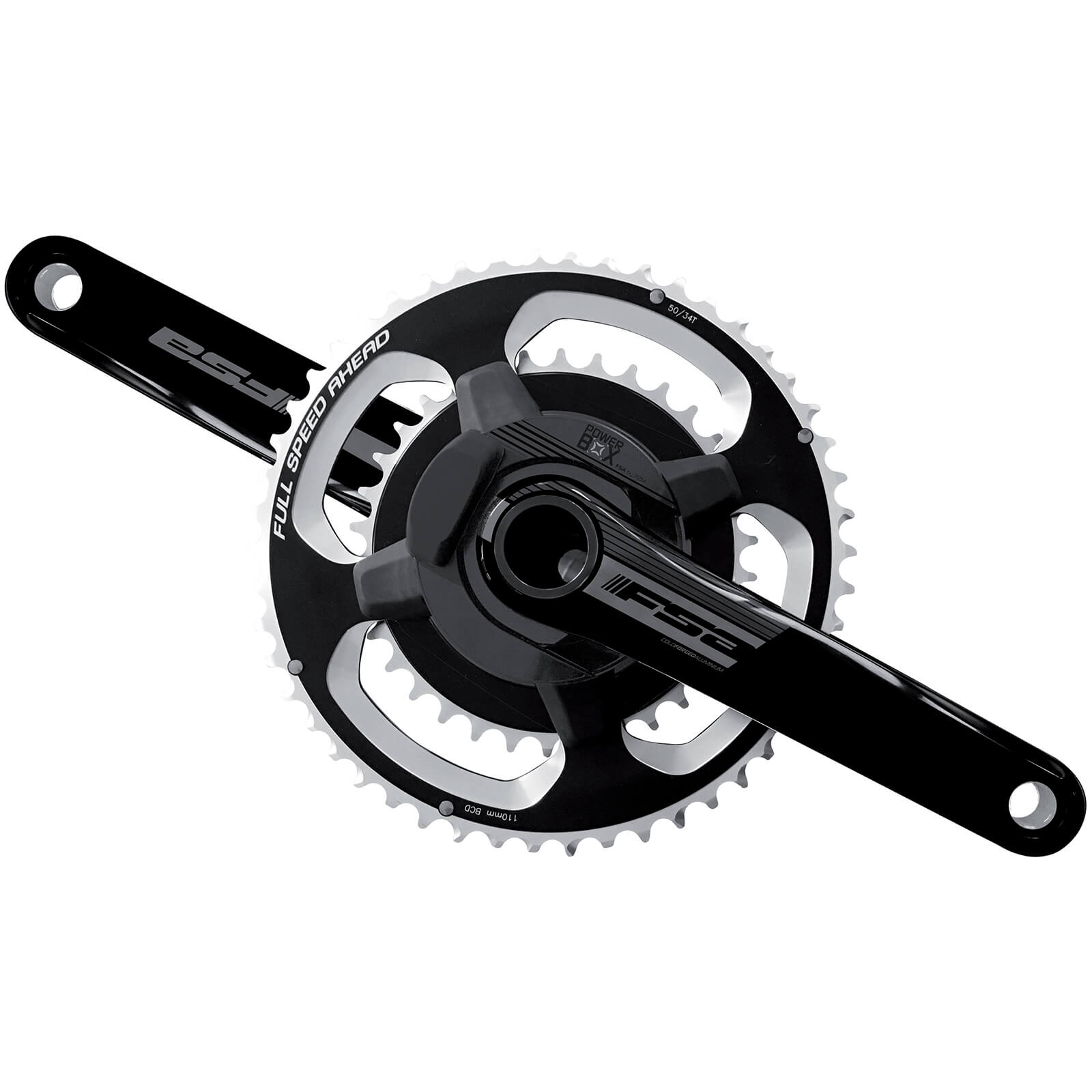 FSA Powerbox Powermeter Alloy Road ABS Chainset
