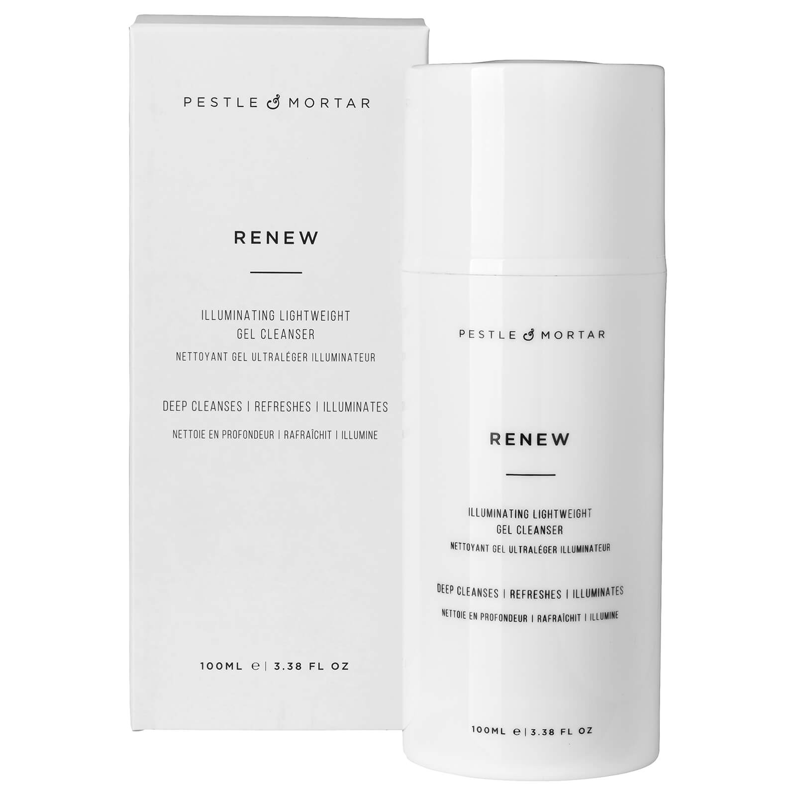 Pestle & Mortar Renew Gel Cleanser 100ml