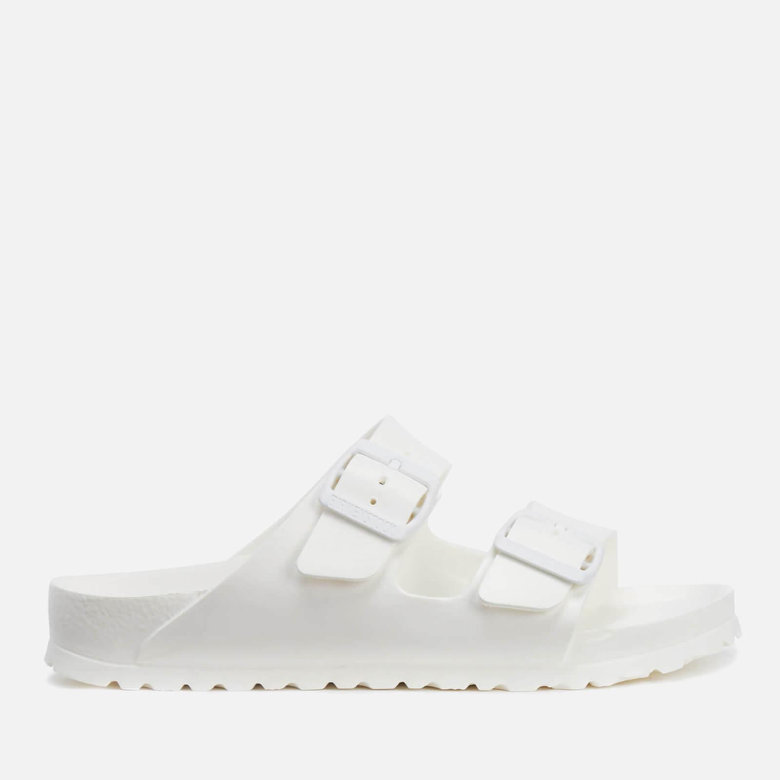 995c467b846 Birkenstock Women s Arizona EVA Double Strap Sandals - White - Free UK  Delivery over £50