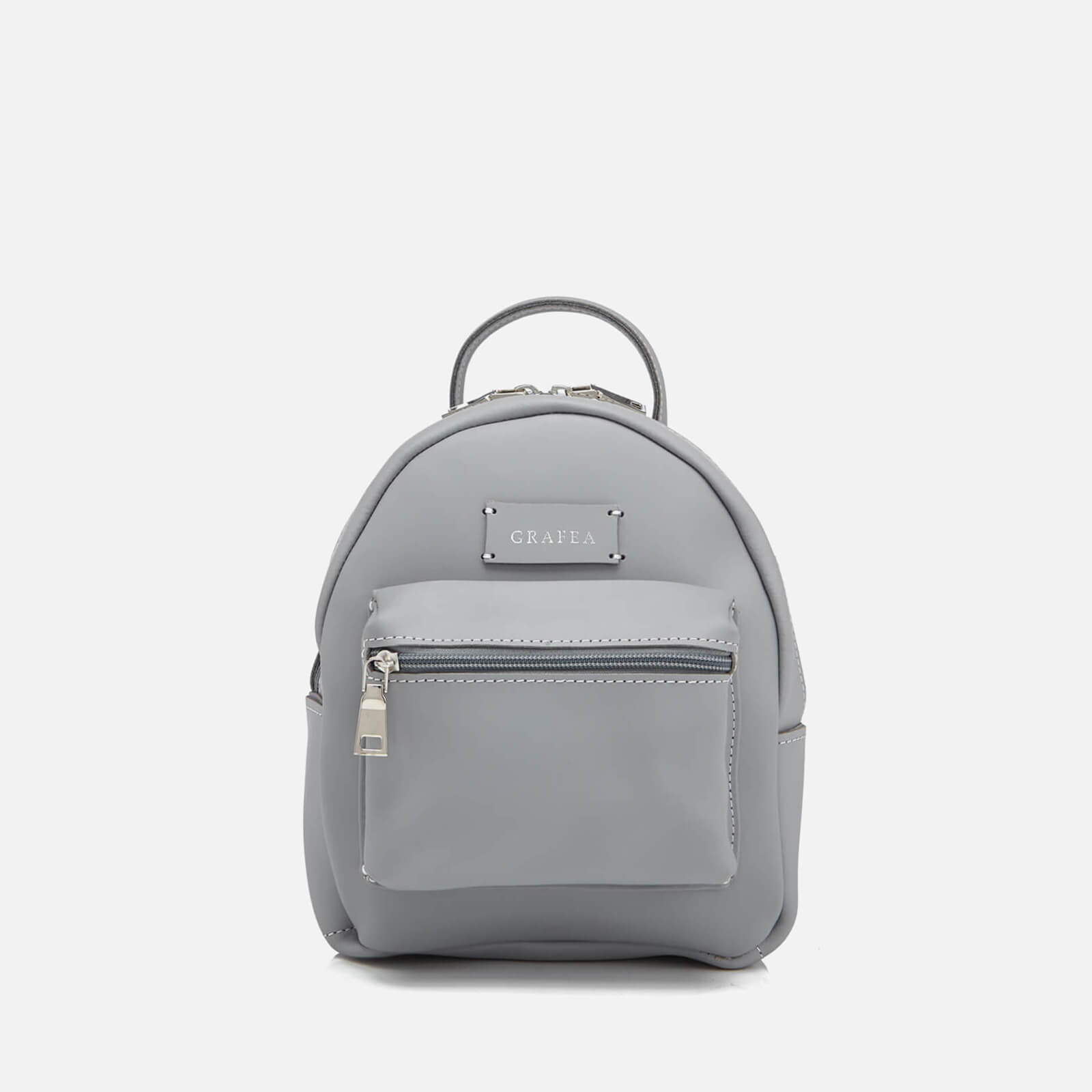 Grafea Zippy Small Backpack - Grey - Free UK Delivery over £50 86e645fff96b8