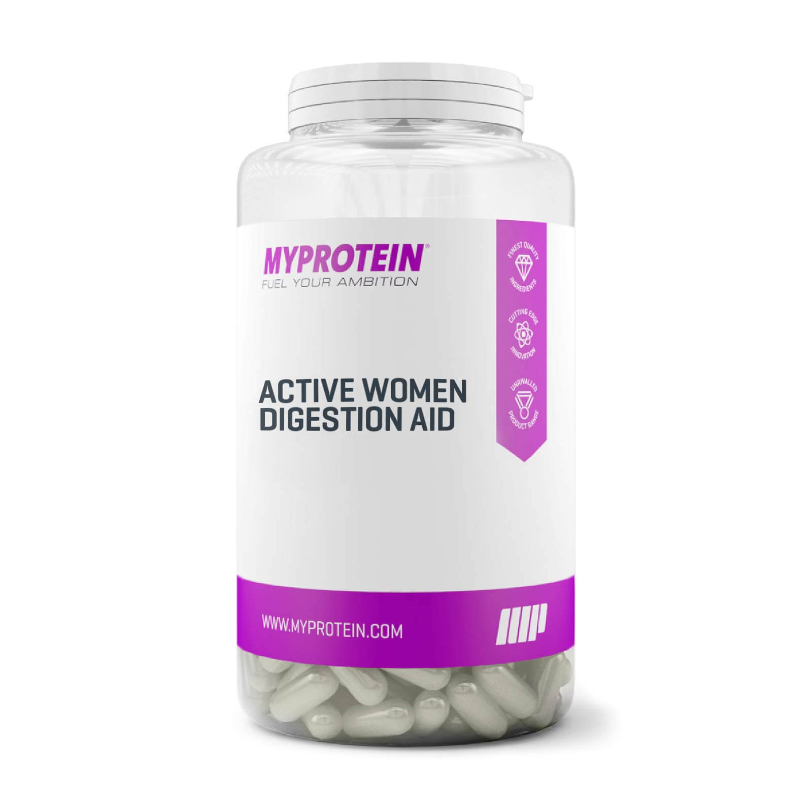 Active Women Digestion Tablets (Δισκία Πέψης)