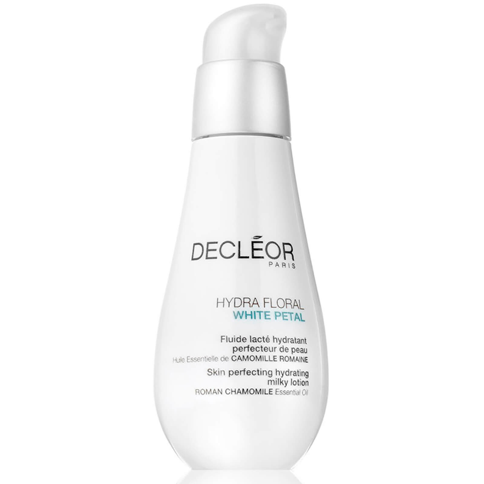 decleor aroma white c hydra brightening lotion in the basket