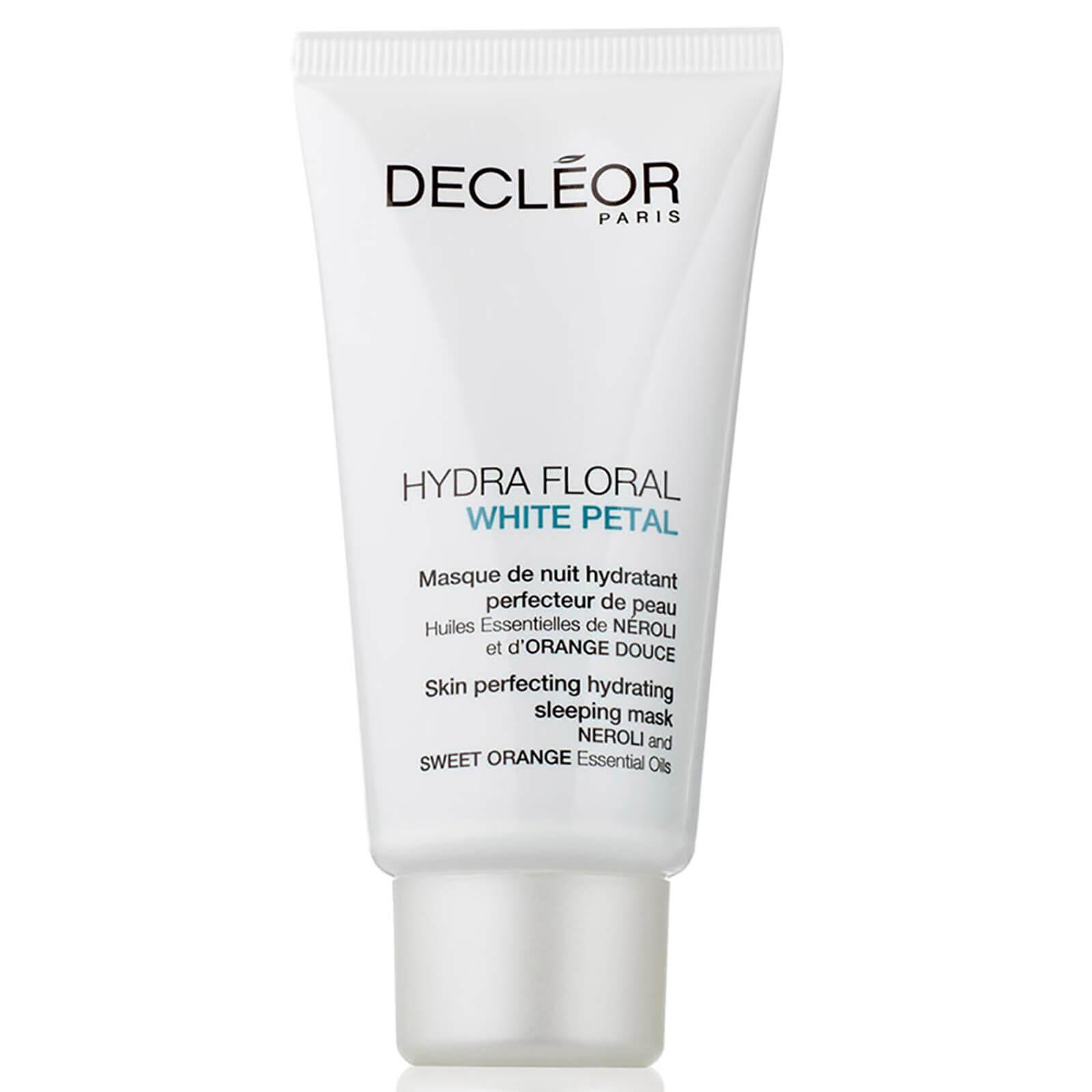 e0ced3ddd DECLÉOR Hydra Floral White Petal Skin Perfecting Hydrating Sleeping Mask