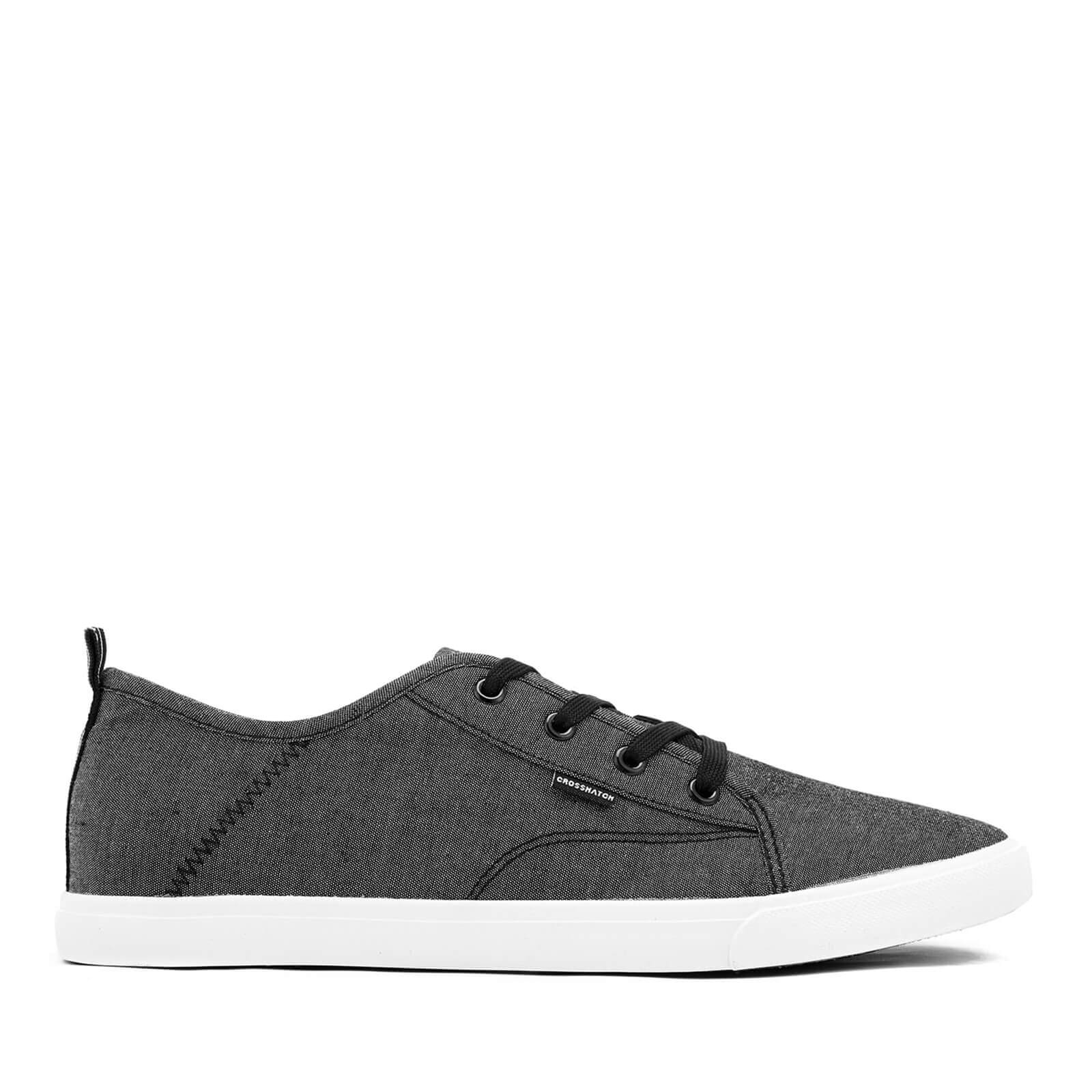 Tennis Homme Evacuate Crosshatch - Noir Chambray