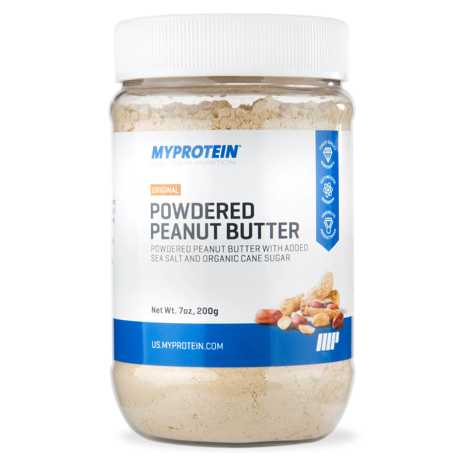 Powdered Peanut Butter - Original - 7 Oz (USA)