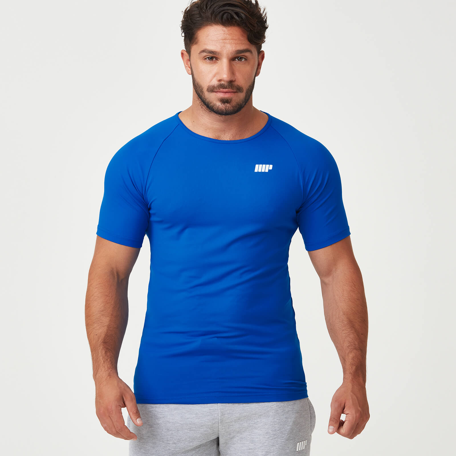 Myprotein Dry Tech T-Shirt - Dark Blue - XS
