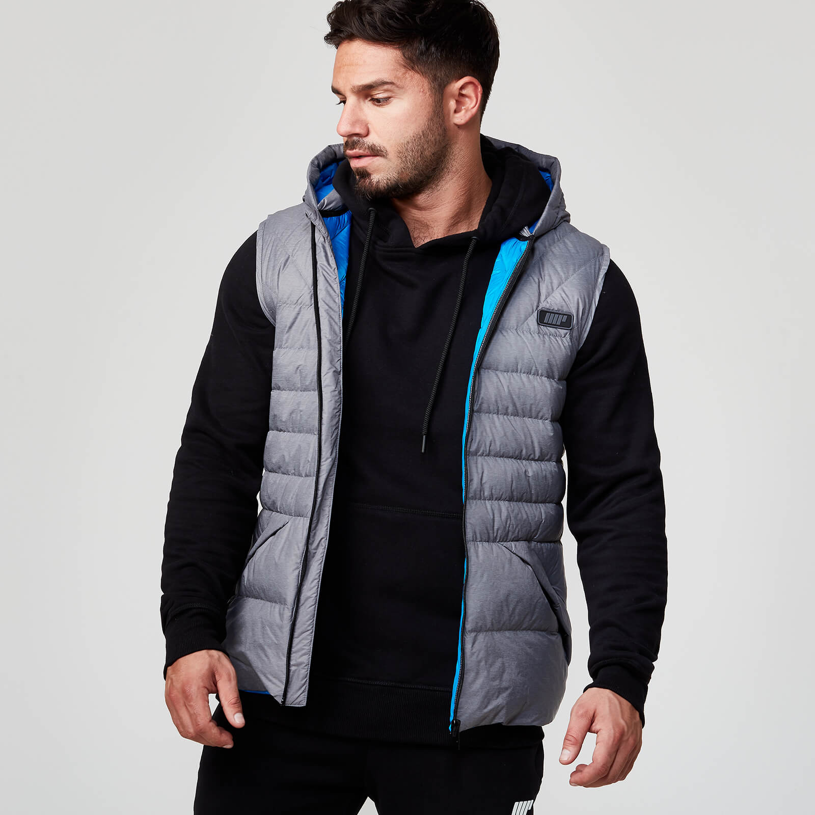 Myprotein Pro Tech Heavyweight Gilet - Grey - L