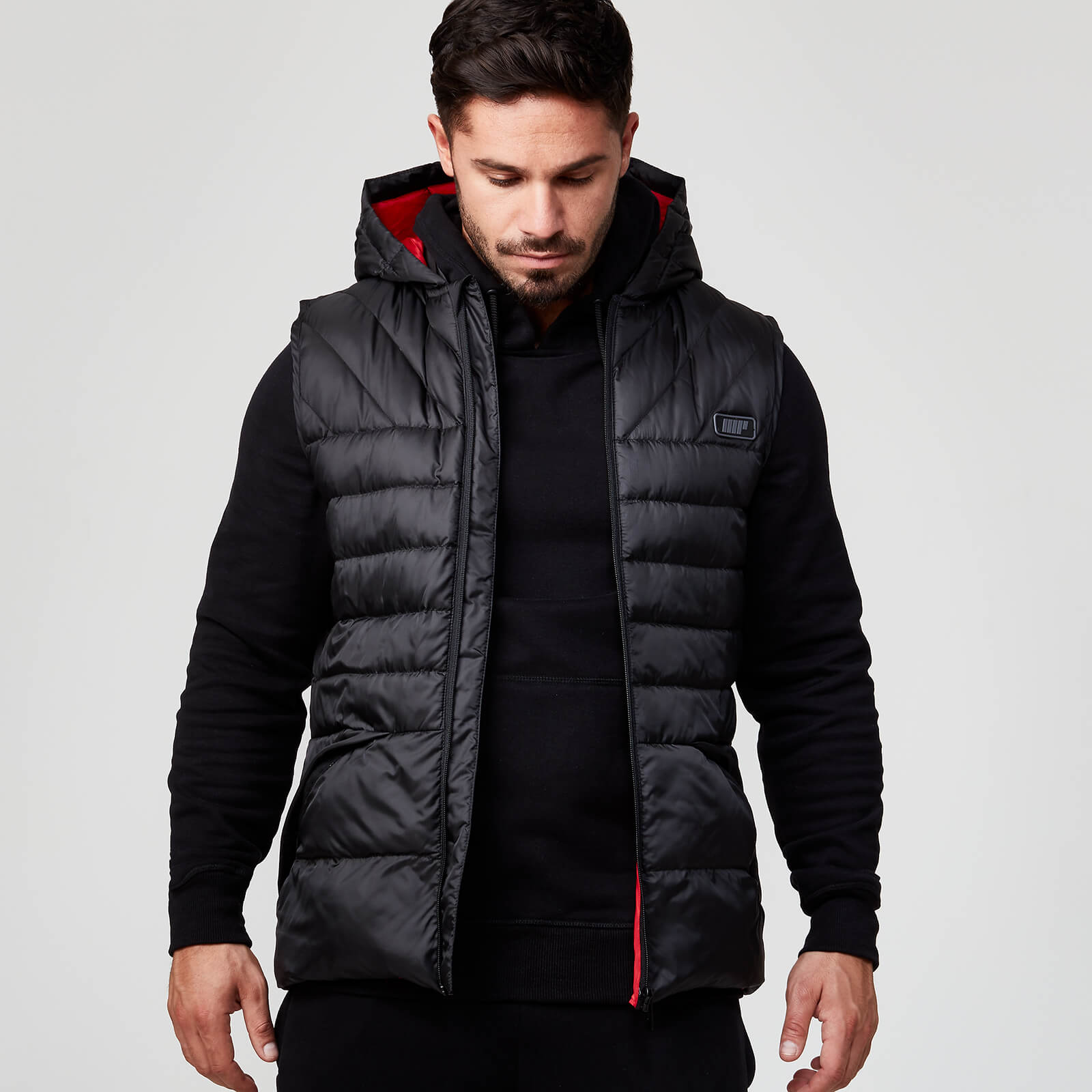 Pro Tech Heavyweight Gilet - Black - S