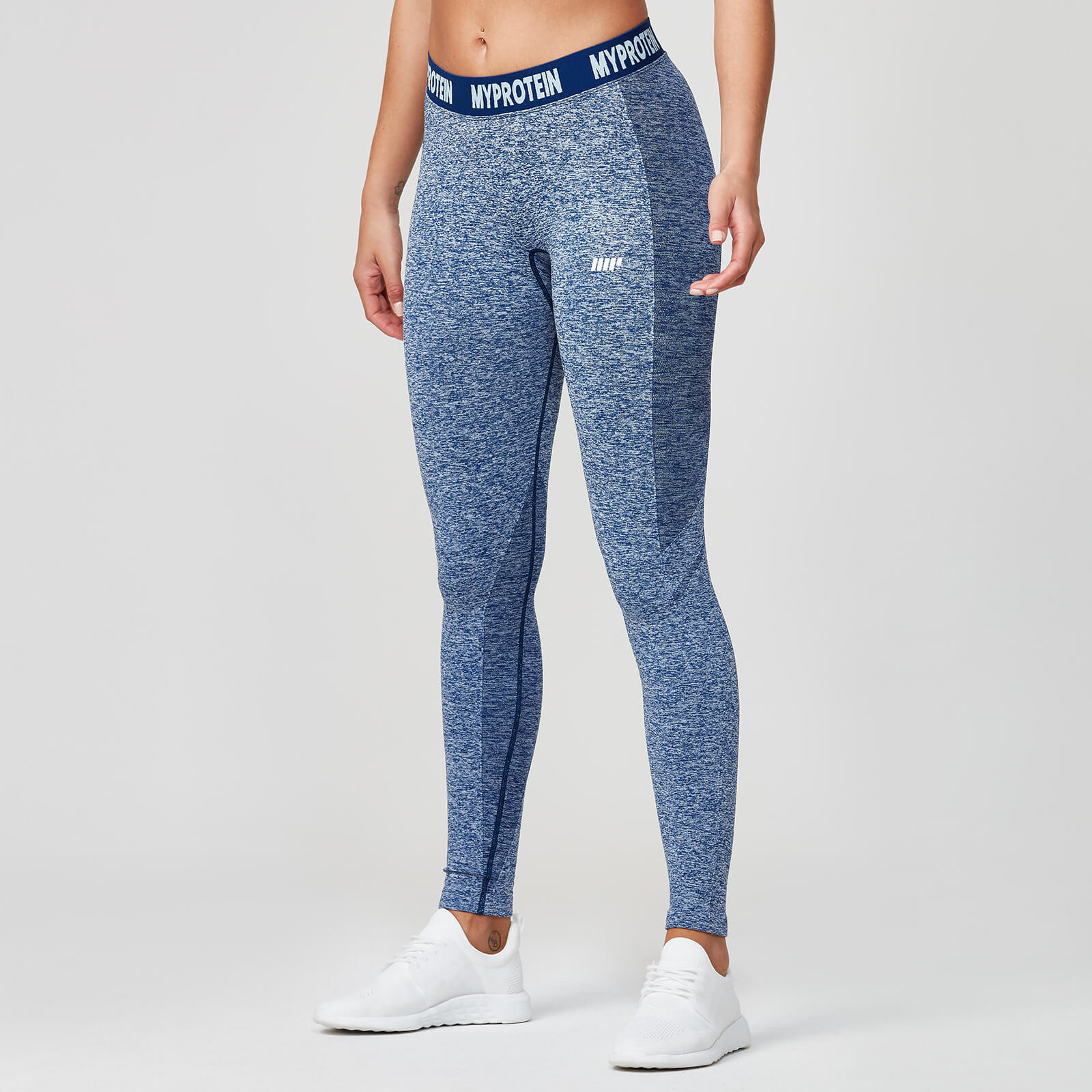 Seamless Leggings - Navy - XS