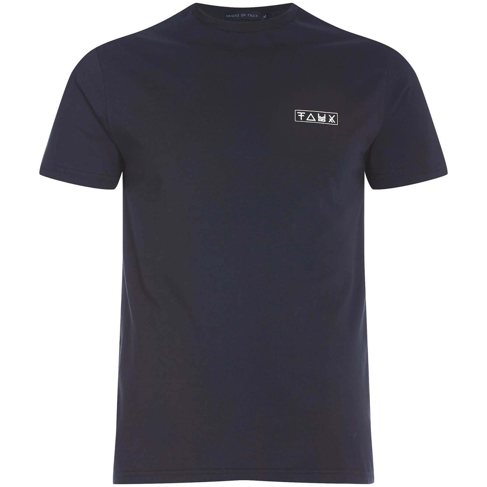 T-Shirt Homme Limitless Friend or Faux -Bleu Marine
