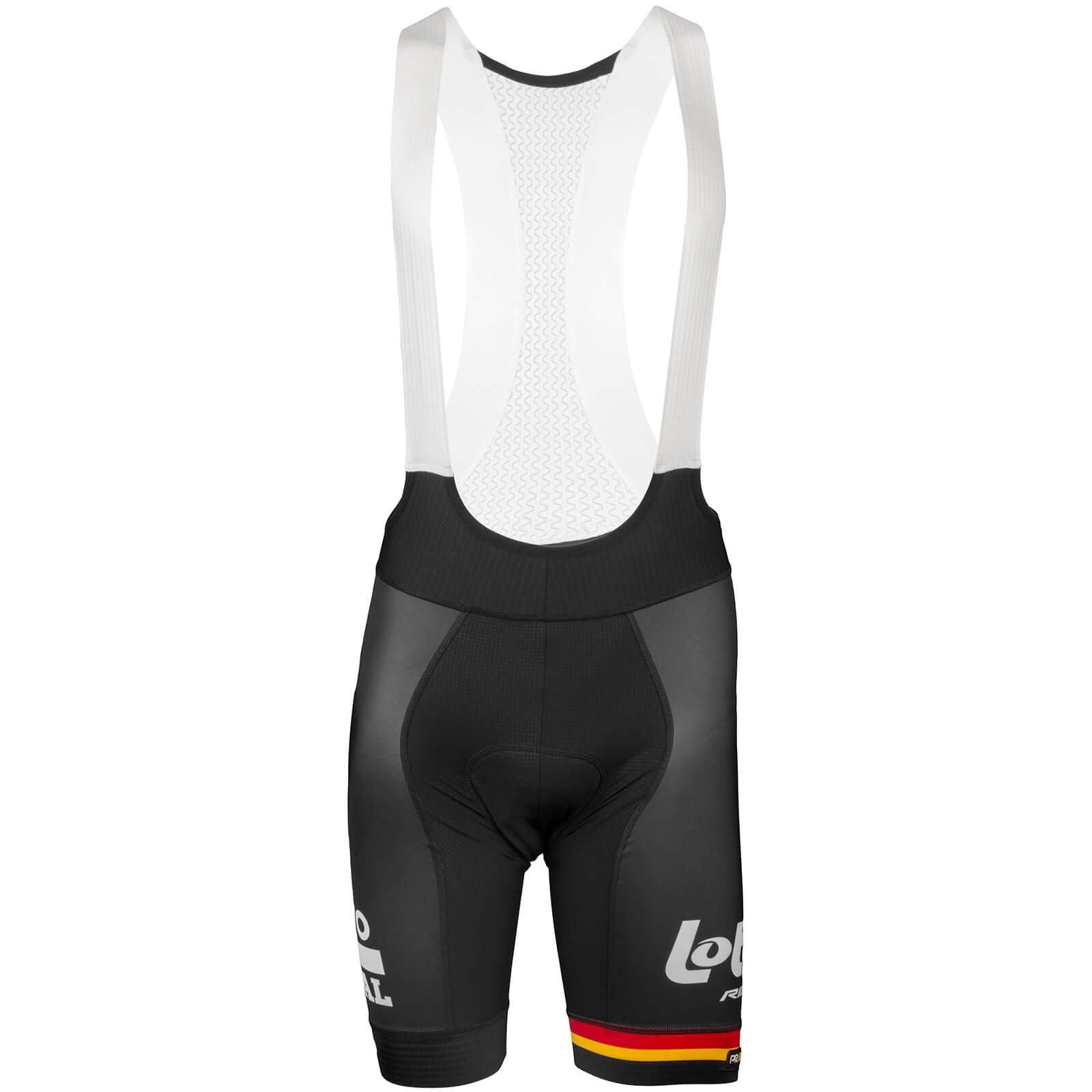 Lotto Soudal Bib Shorts - Black  da33aeadc