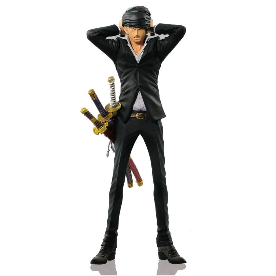 Statuette Banpresto One Piece King Of Artist The Roronoa Zoro