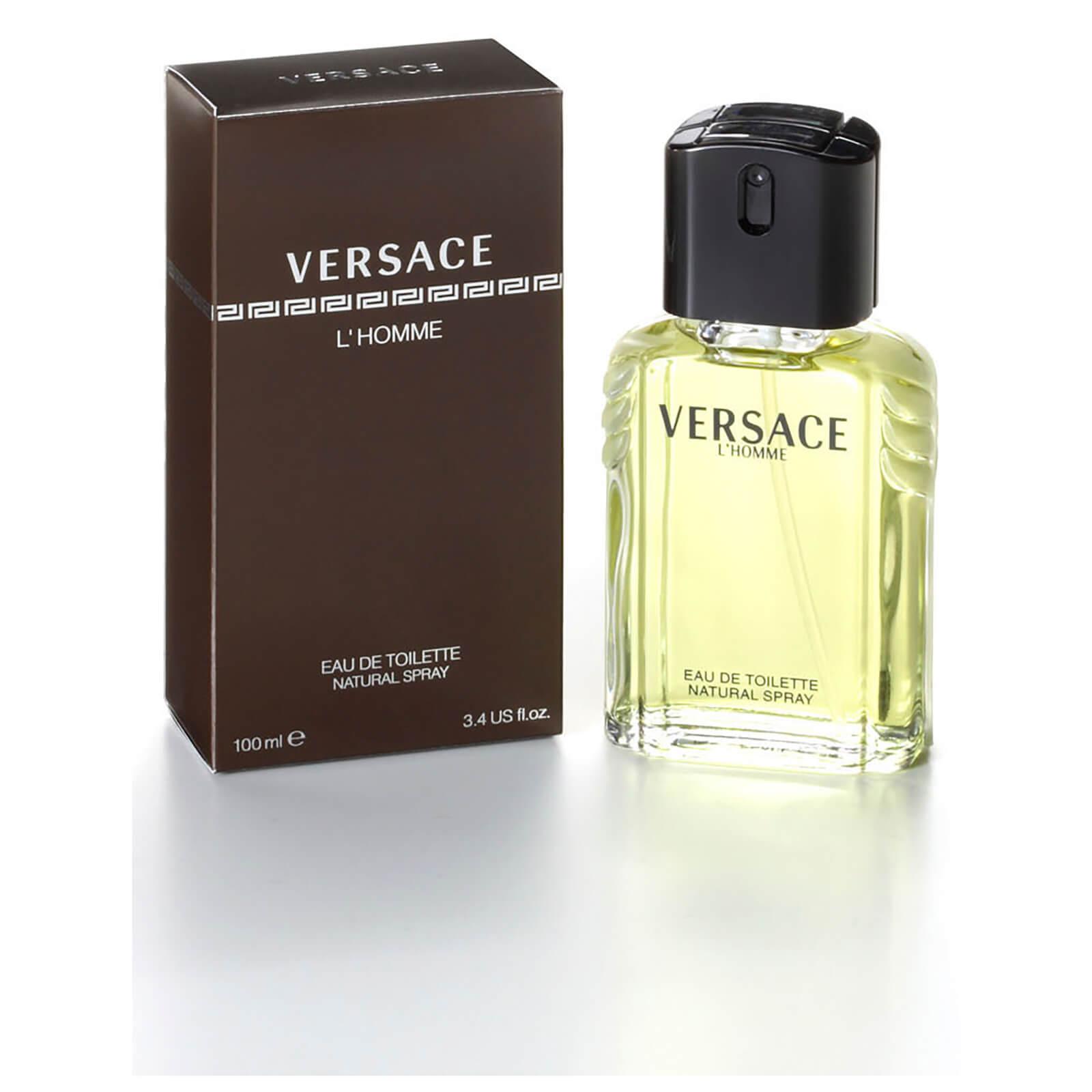 7b2b3c52b87 Versace L Homme Eau de Toilette 100ml