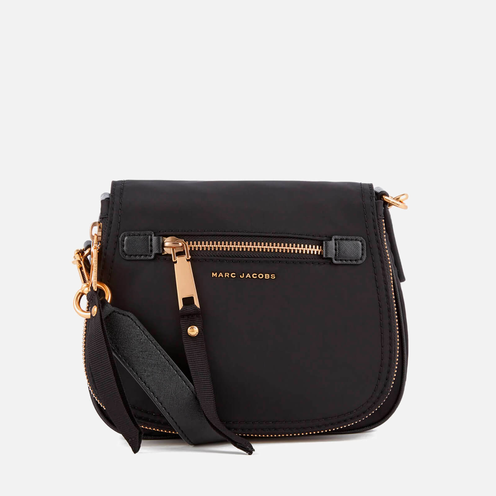 070d8dba656a Marc Jacobs Women s Trooper Small Nomad Bag - Black - Free UK Delivery over  £50
