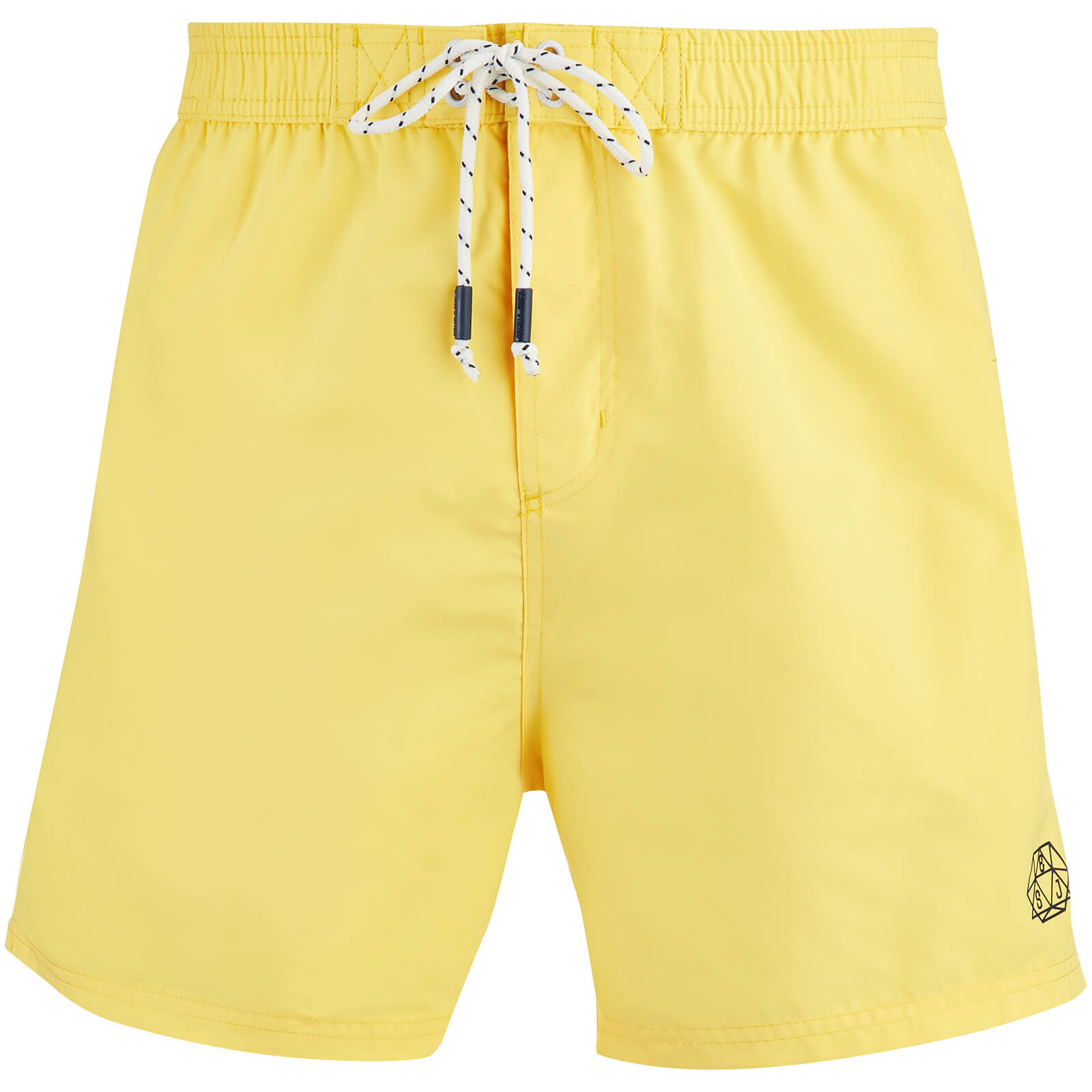 Short de Bain Antinode Smith & Jones -Jaune