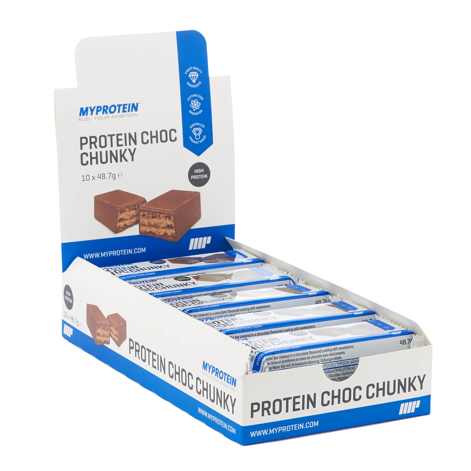 Protein Choc Chunky