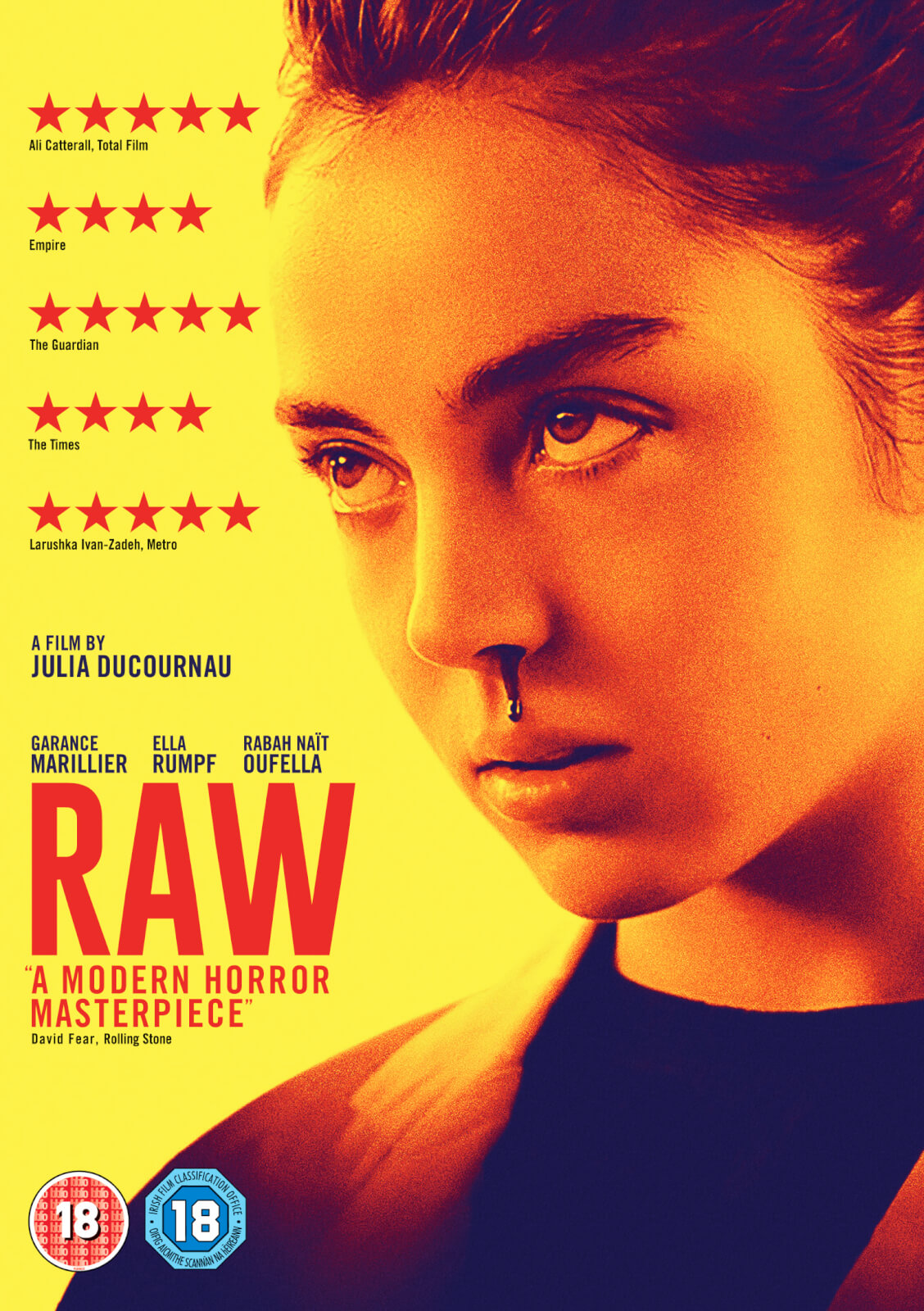Raw (Includes Digital Download)