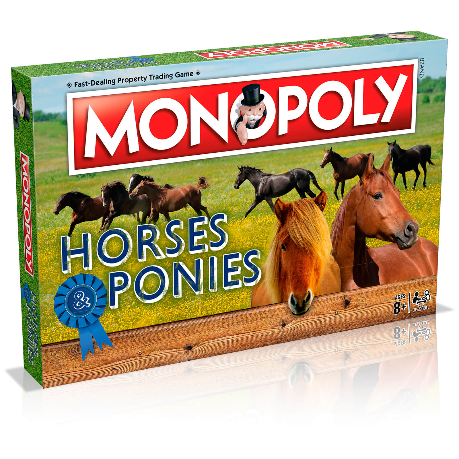 Monopoly - Horses & Ponies Edition