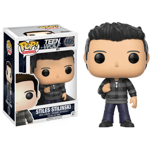 Figurine Stiles Stilinski Teen Wolf Funko Pop!