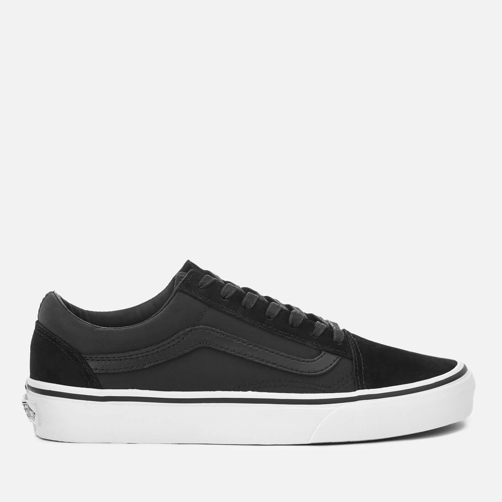 313b34a6ff5 Vans Women s Old Skool Boom Boom Trainers - Black True White - Free UK  Delivery over £50