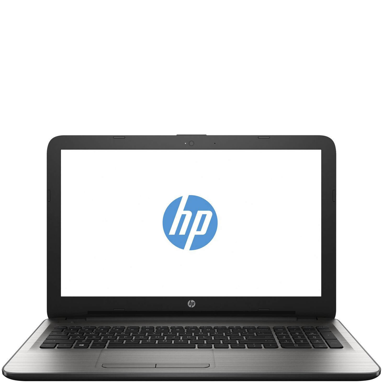 "HP 15-BA010NA 15.6"""" Laptop (AMD Quad-Core A10-9600P, 8GB. 2TB, 2.4GHz, Windows 10) - Silver - Manufacturer Refurbished"