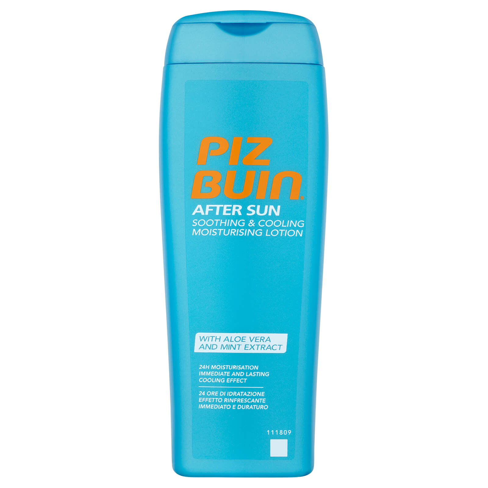 76724febafd5 Piz Buin After Sun Soothing and Cooling Moisturising Lotion 200ml