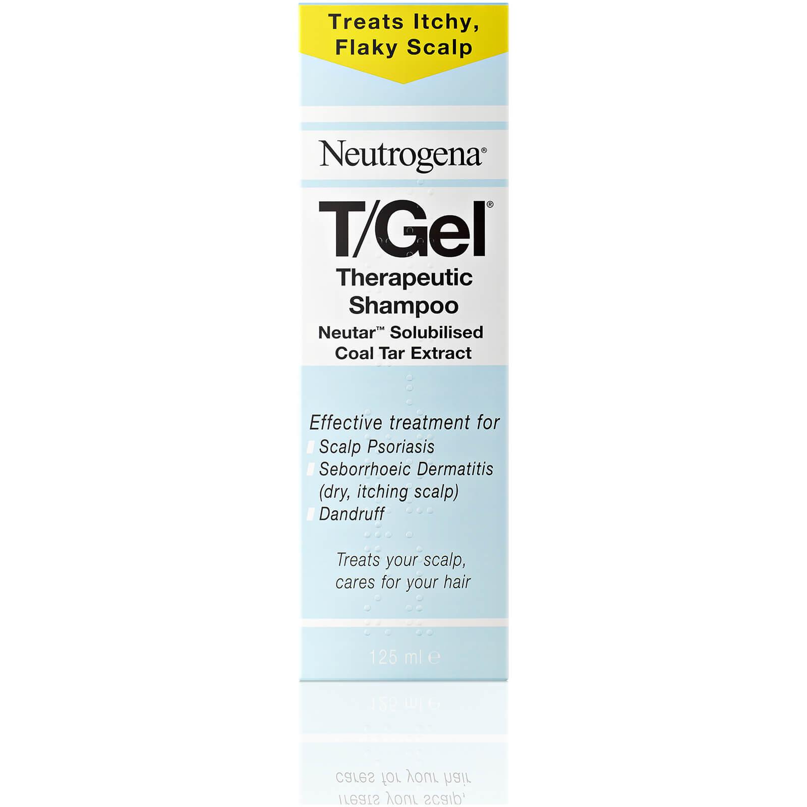 T/Gel® Therapeutic Shampoo 125ml