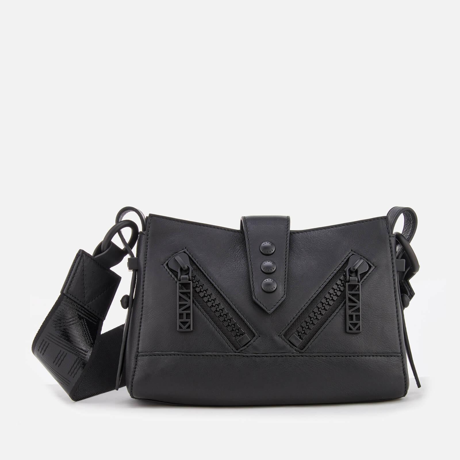 7cc29ea9 KENZO Women's Kalifornia Mini Shoulder Bag - Black - Free UK Delivery over  £50