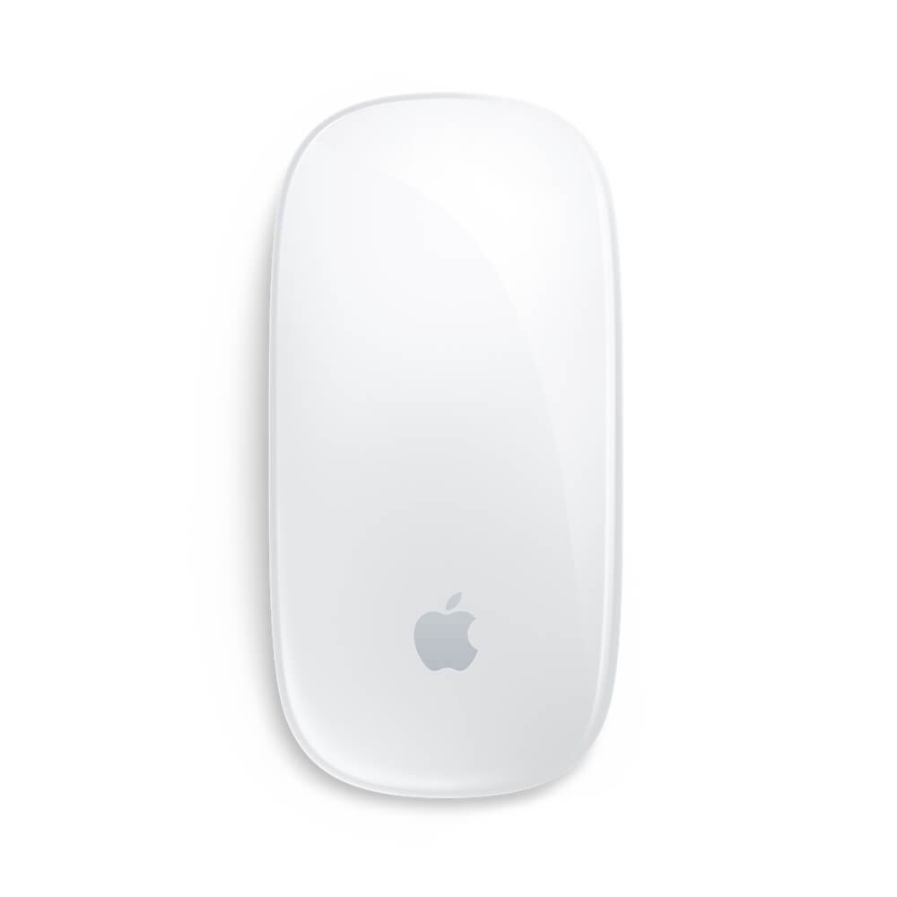 Apple Wireless Keyboard and Apple Mighty Mouse 2