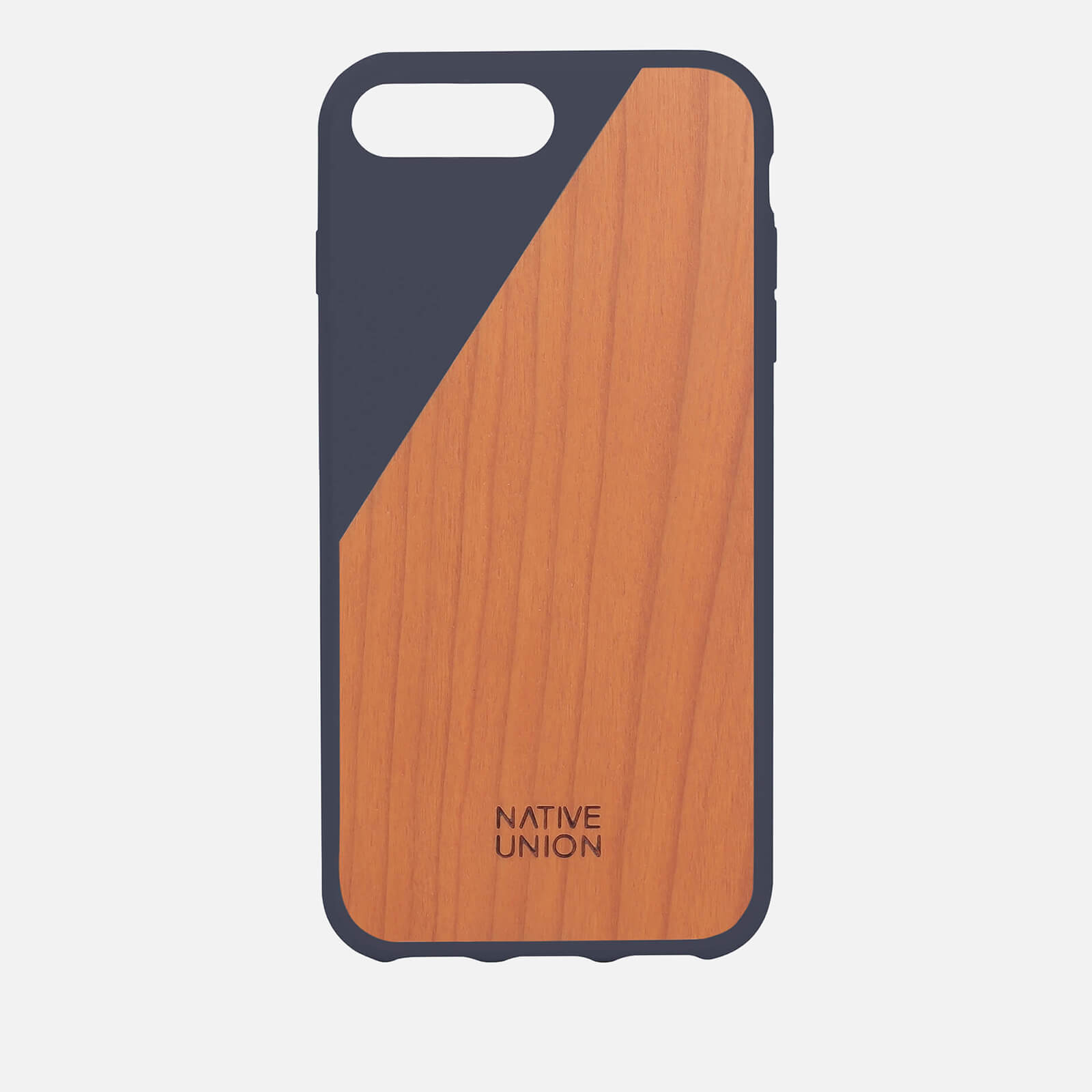 quality design 2d5bc d1de2 Native Union Clic Wooden iPhone 7 Plus Case - Marine