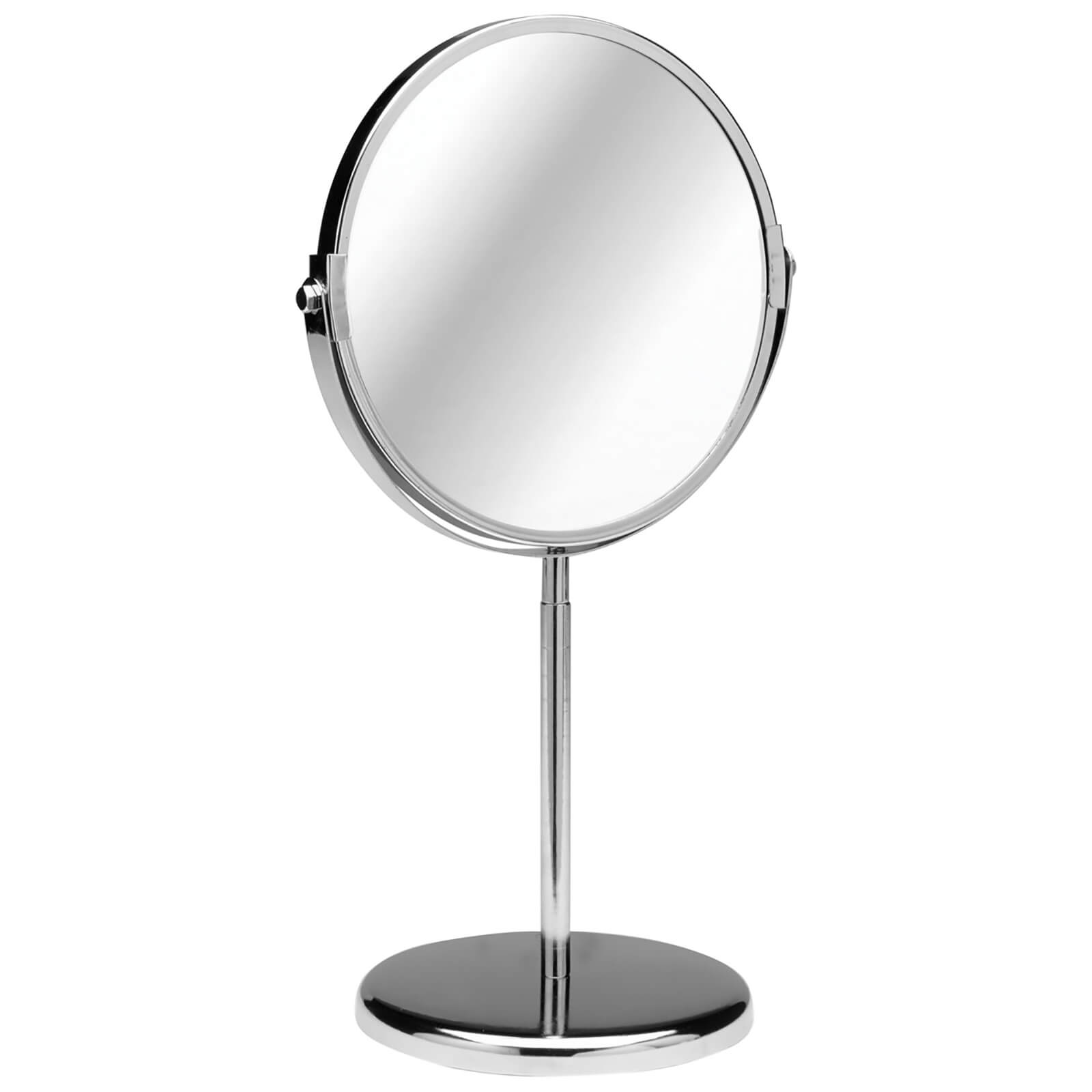 Premier Housewares Shaving Mirror - Chrome