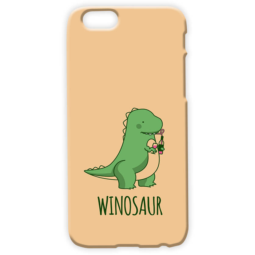 Coque Winosaur iPhone and Android