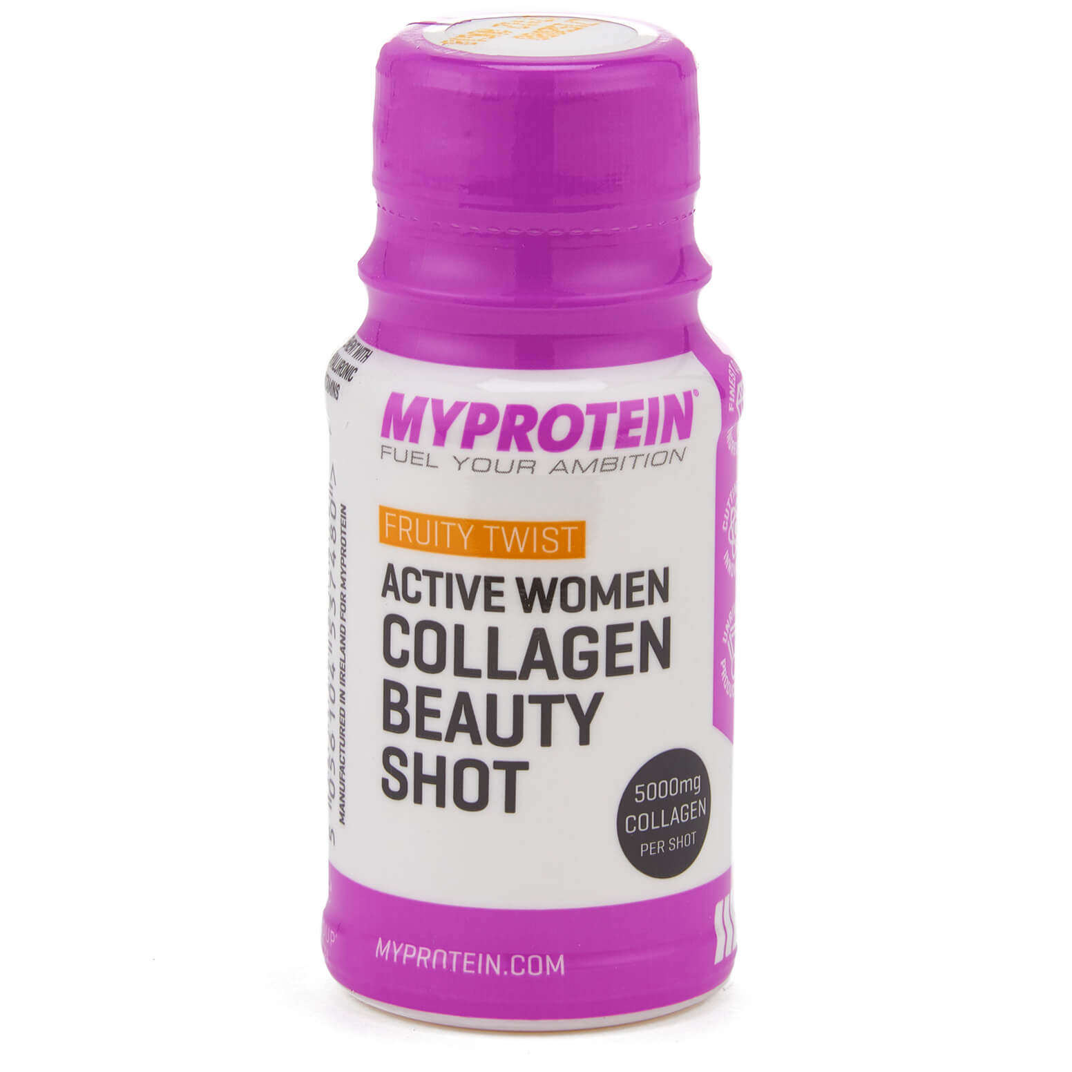 Active Women Collagen Beauty Shot (Sample) 60ml, Fruity Twist