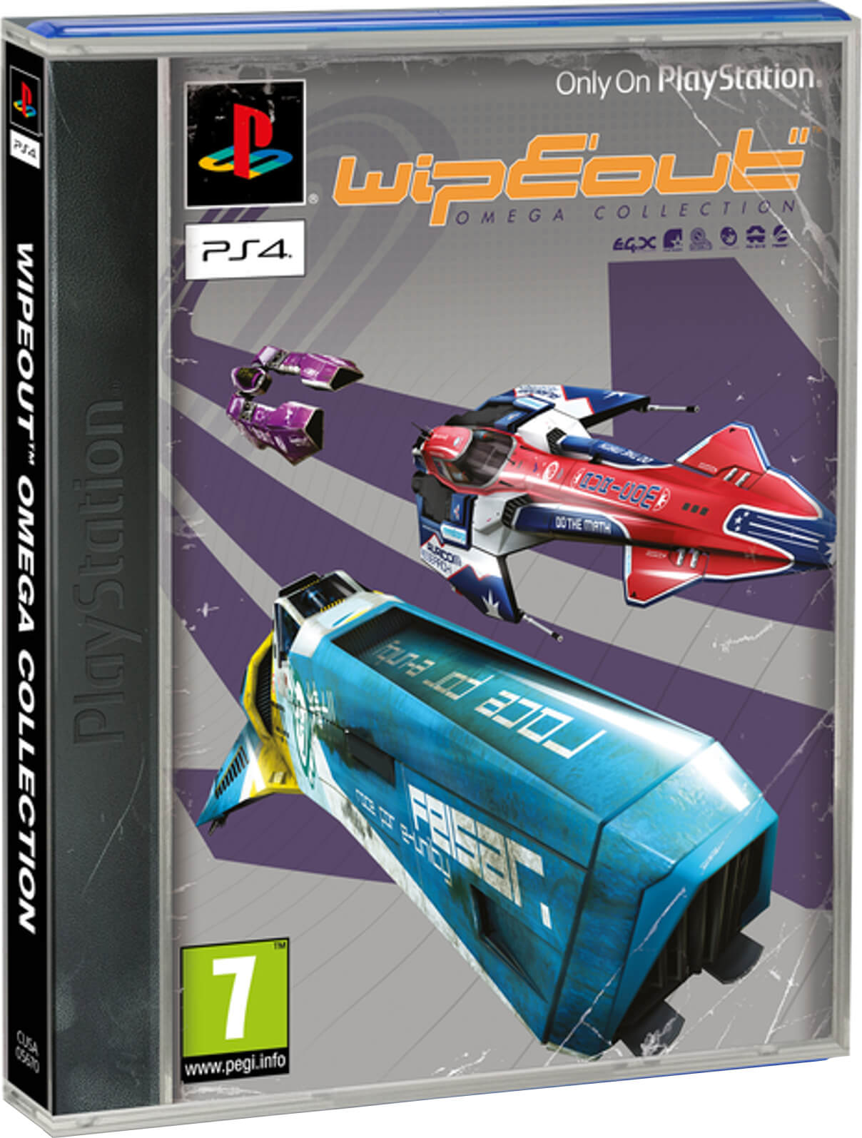 WipEout: Omega Collection