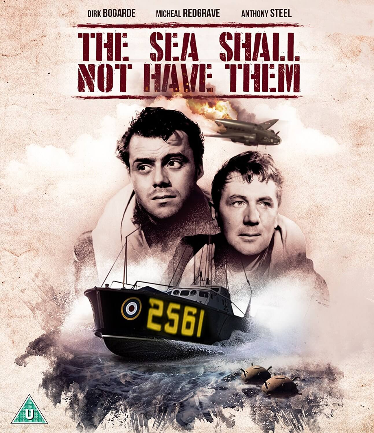 The Sea Shall Not Have Them (Digitally Remastered)