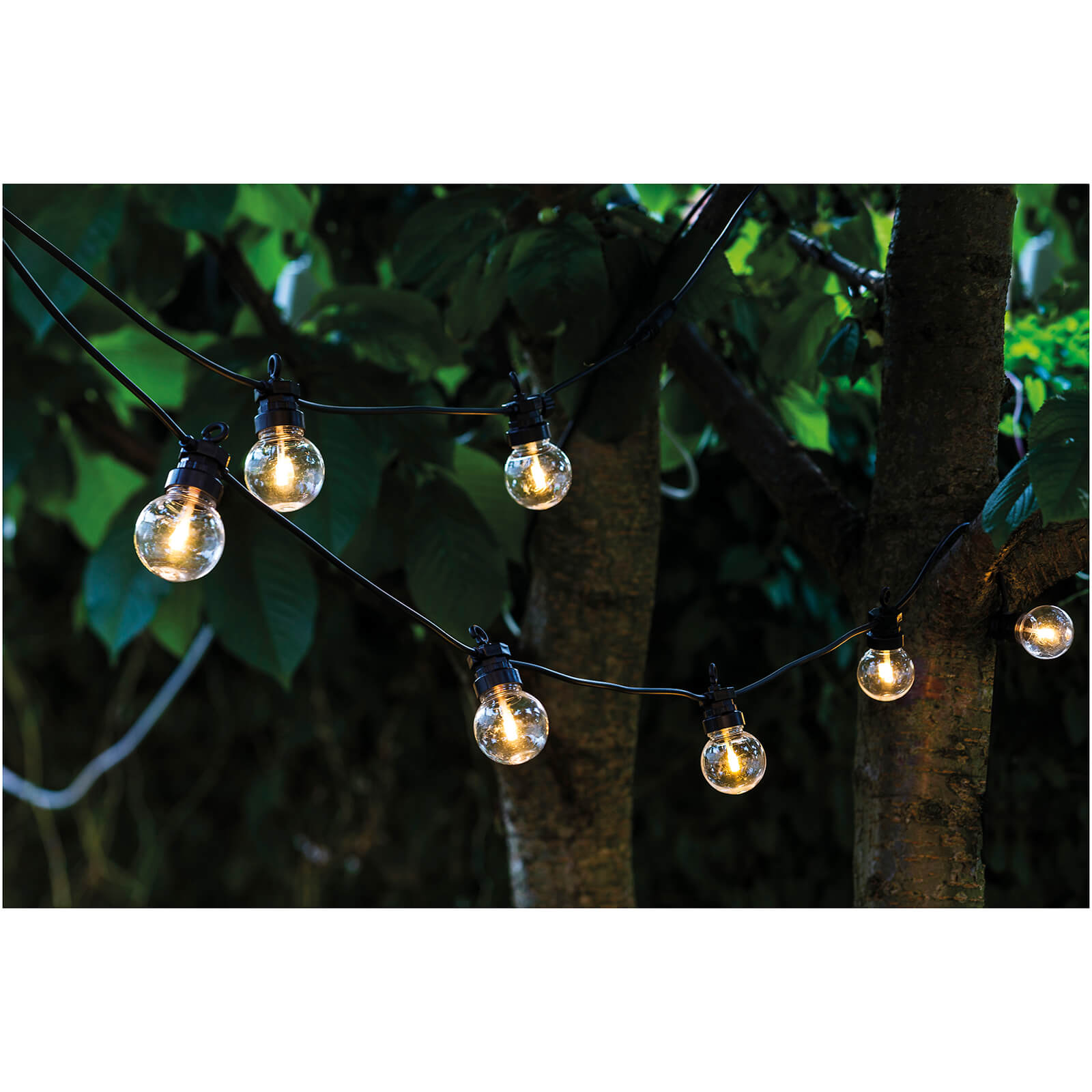 Sirius Lucas Outdoor Light Supplement Set - Clear