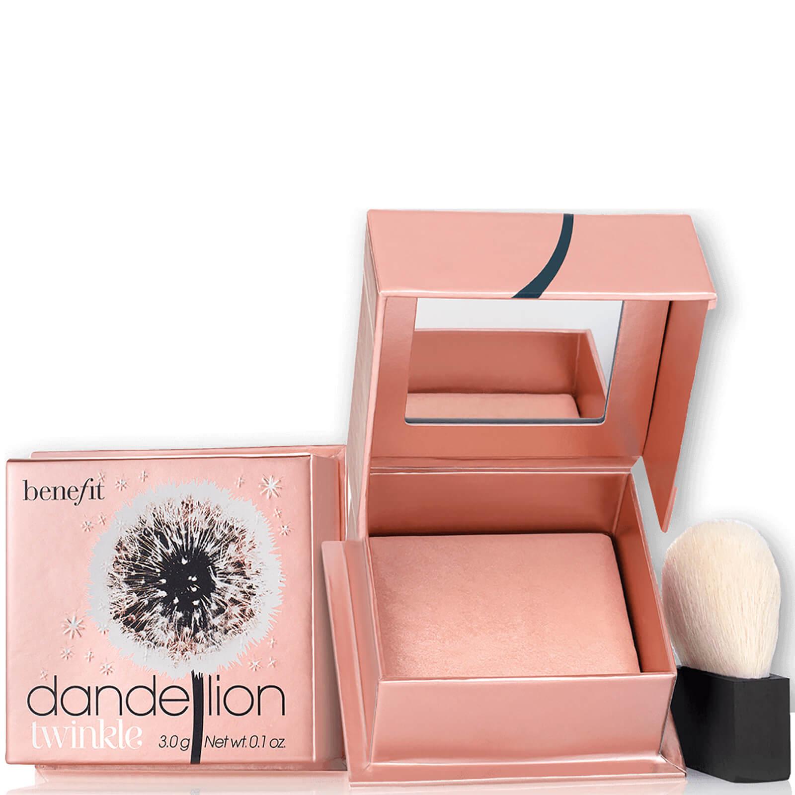 Benefit Dandelion Twinkle Powder Highlighter Free Shipping Ongkir Philips Dry Iron Hi 1172 Lookfantastic