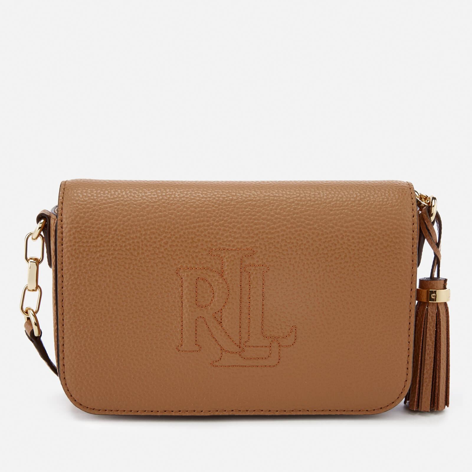 latest discount exclusive range best sell Lauren Ralph Lauren Women's Anstey Carmen Cross Body Bag - Caramel