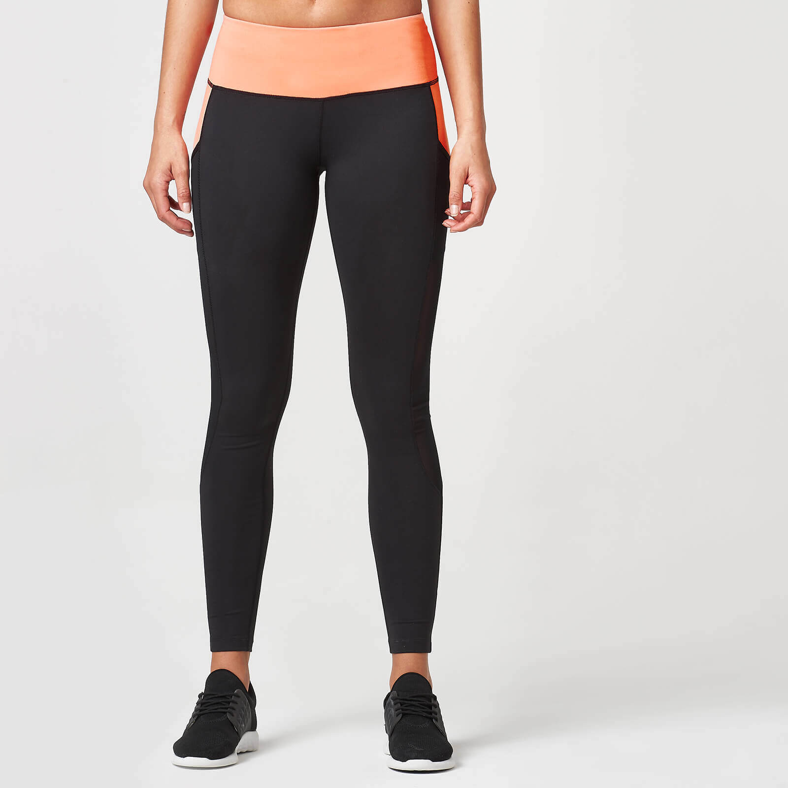 Myprotein Beat Leggings - Black - XS