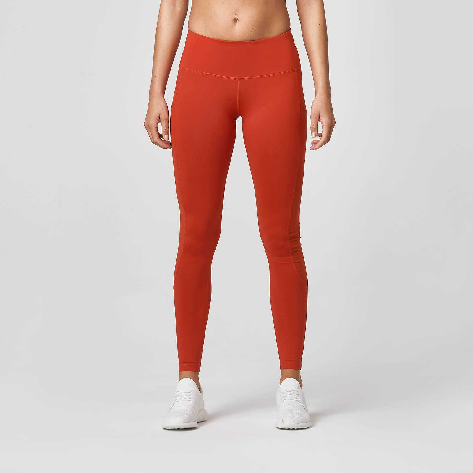 Myprotein Beat Leggings - Clay Red - L