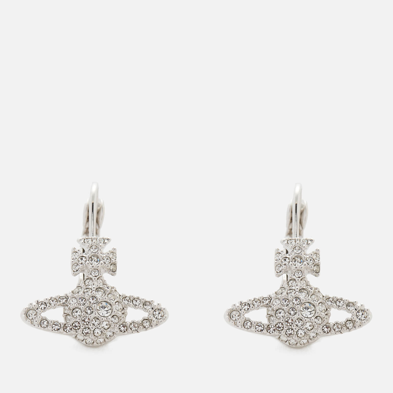 f404dcf93 Vivienne Westwood Women's Grace Earrings - Crystal - Free UK Delivery over  £50