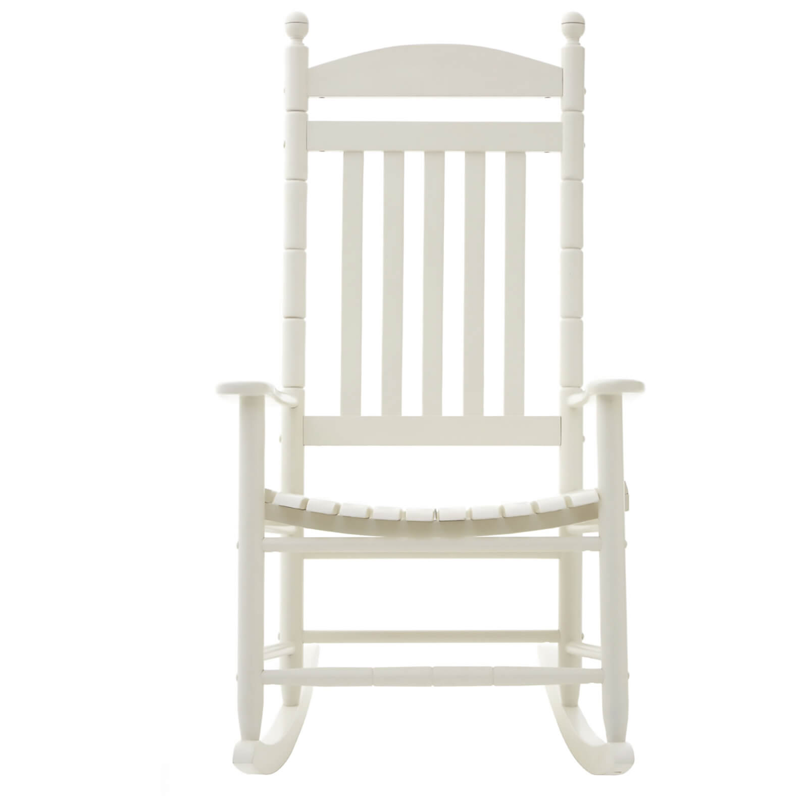 Fifty Five South Vermont Rocker Chair -White