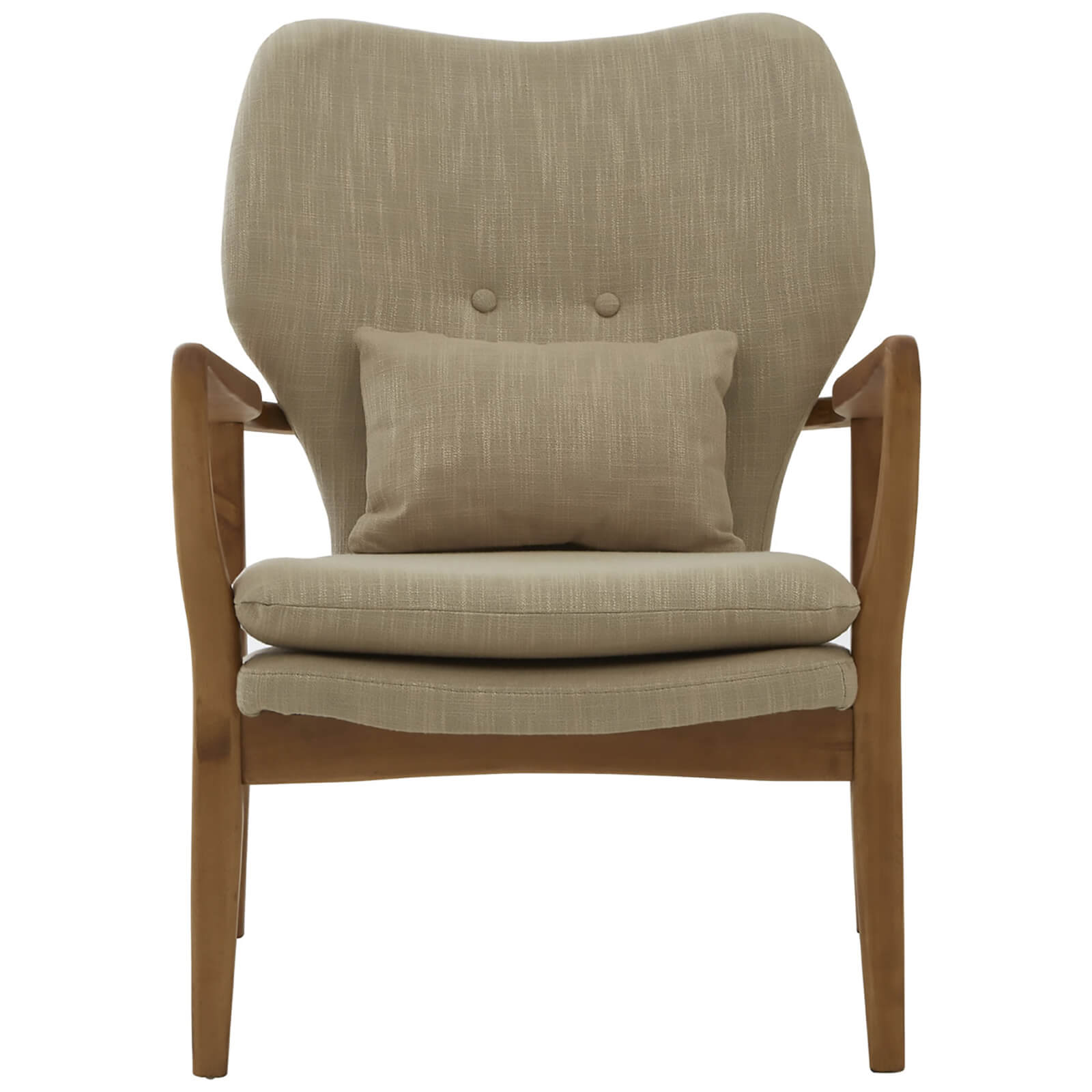 Fifty Five South Stockholm Chair - Birch/Beige