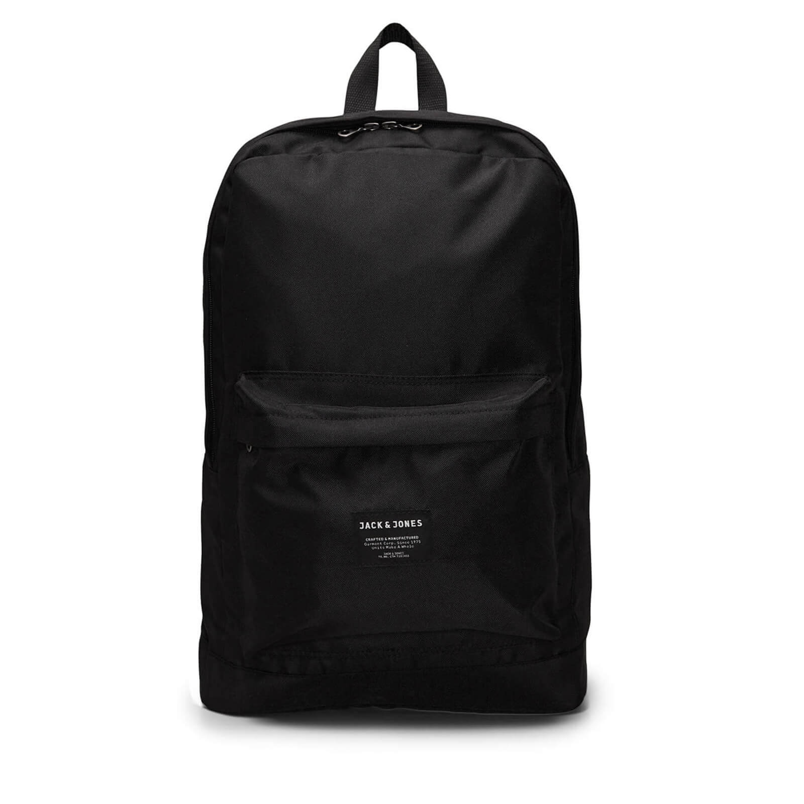 Sac à Dos Homme Jack & Jones Basic - Noir