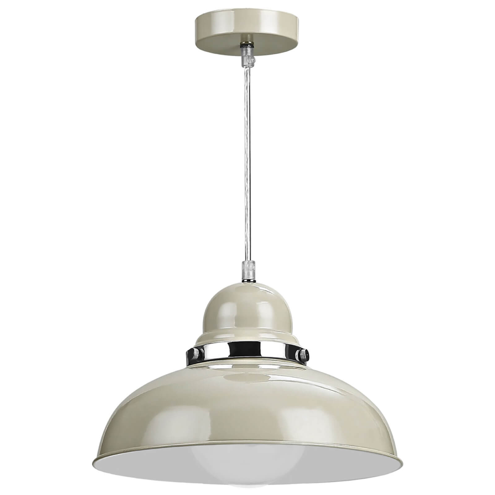 Fifty Five South Vermont Pendant Light - Clay