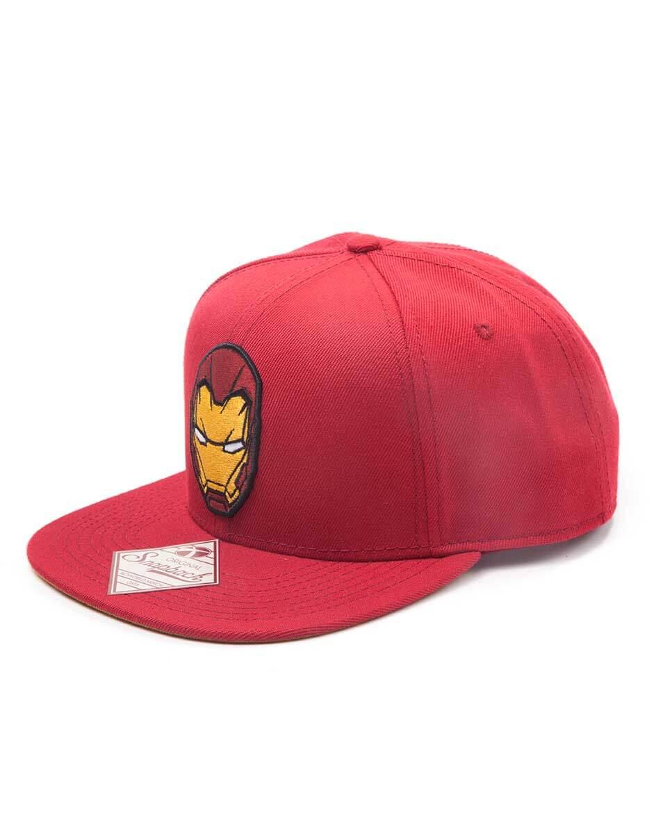 bc4c65d0e26c4 Captain America Civil War - Iron Man Snapback. Description. This is an  officially licensed premium quality snapback baseball cap ...