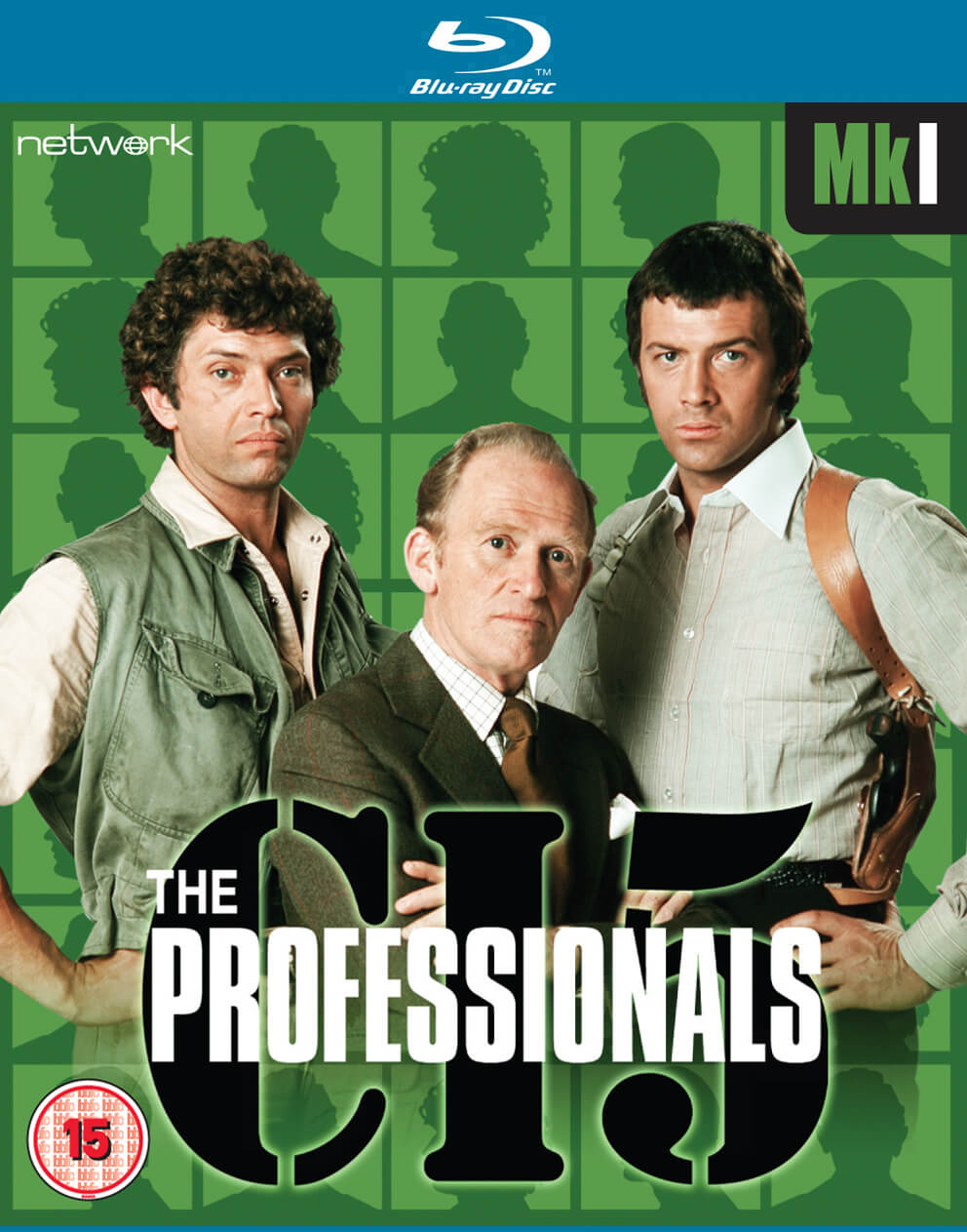 The Professionals: Mk I