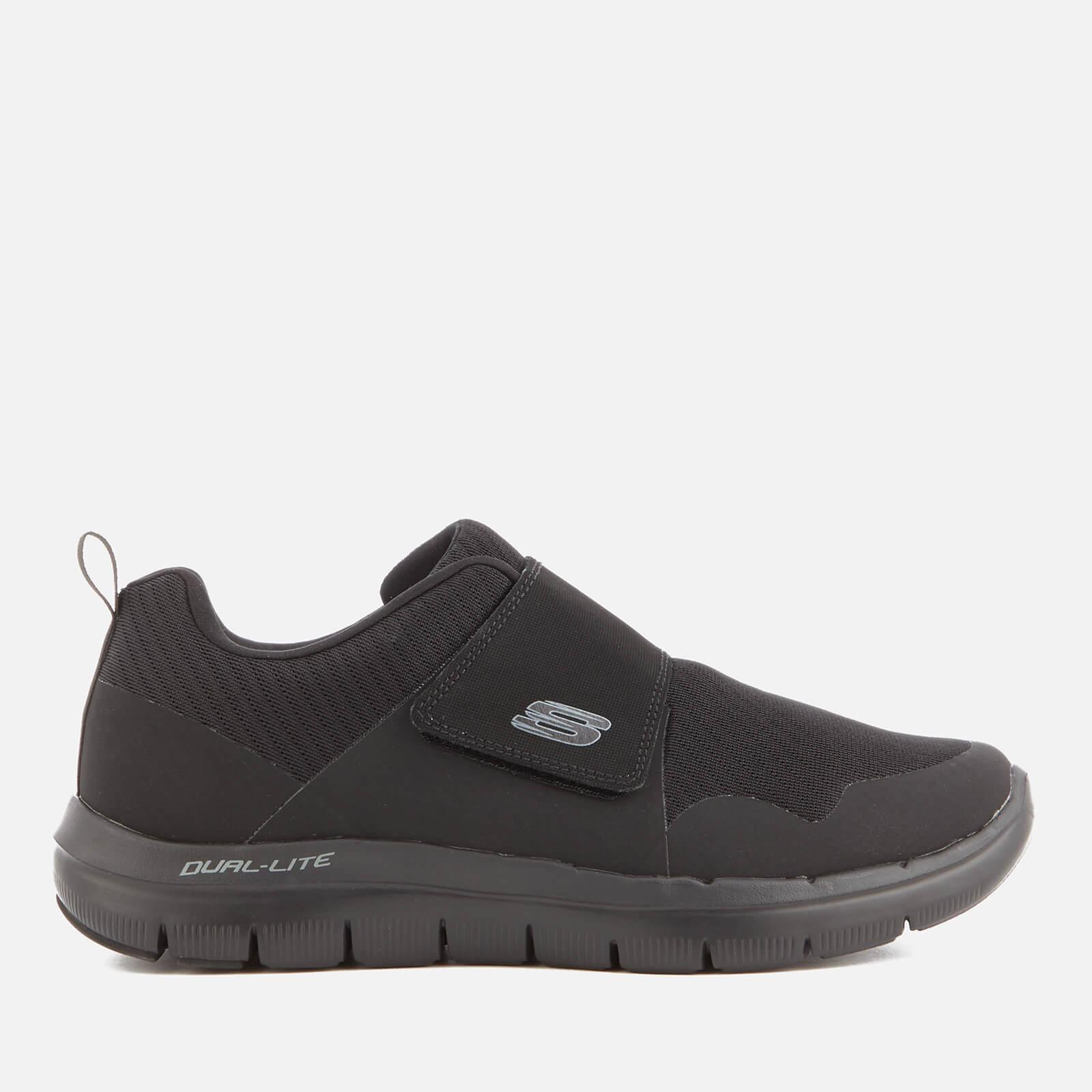 Zapatillas Skechers Flex Advantage 2.0 Gurn Hombre Negro