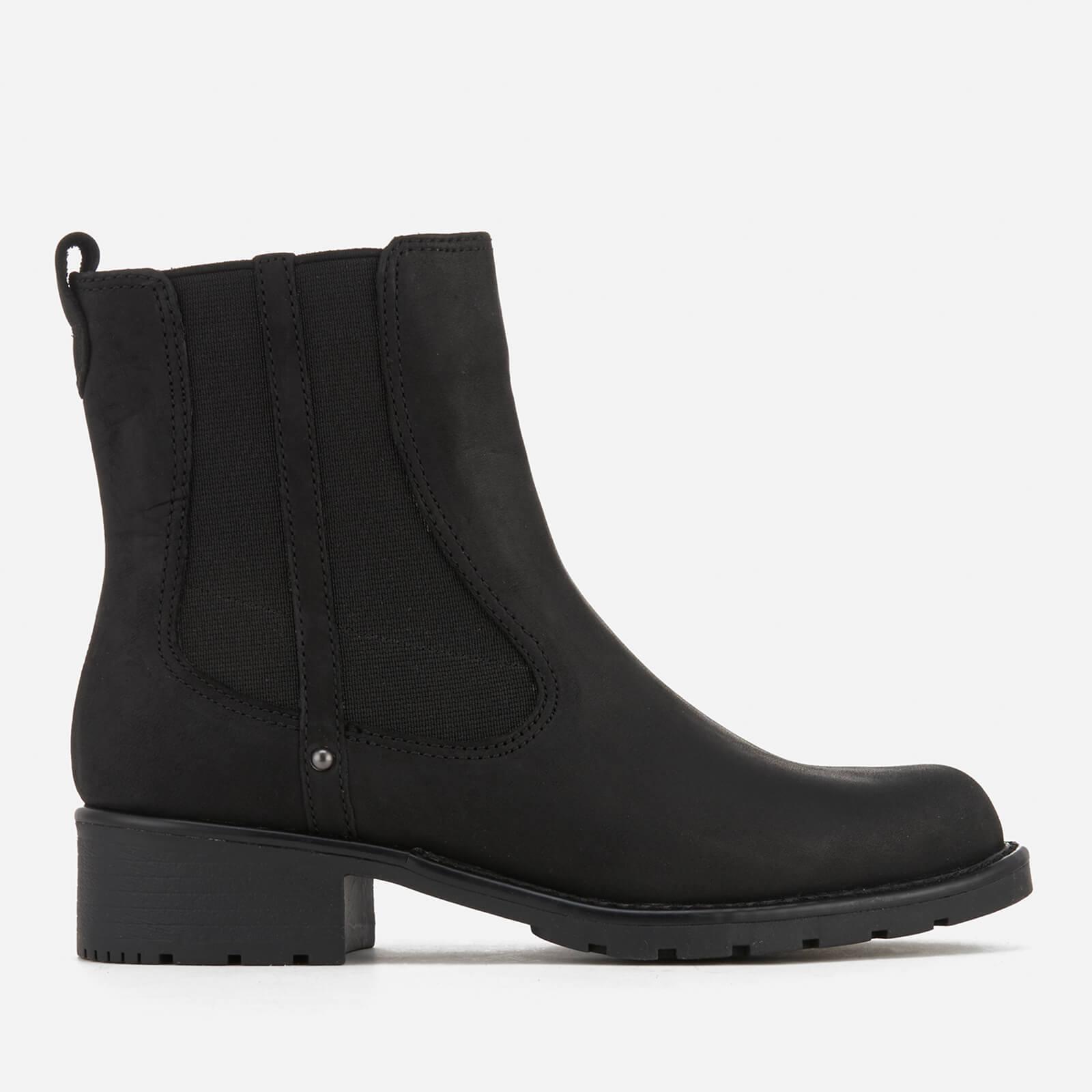 ever popular uk availability choose genuine Clarks Women's Orinoco Club Leather Chelsea Boots - Black